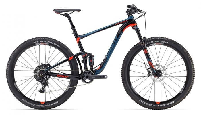 Giant Anthem 27.5 SX 1 2016 Bike