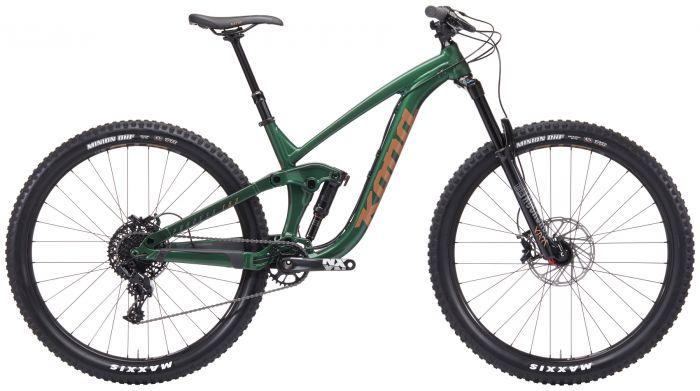 Kona Process 153 29er 2019 Bike