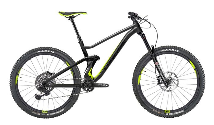 Lapierre Zesty AM 4.0 27.5-Inch 2019 Bike
