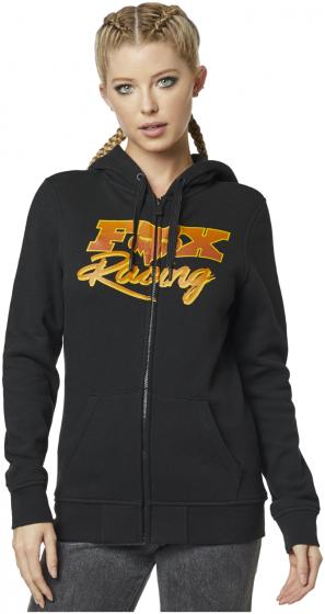 Fox Qualifier Womens Zip Hoodie