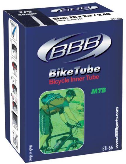 BBB 26-Inch 48mm Presta Innertube