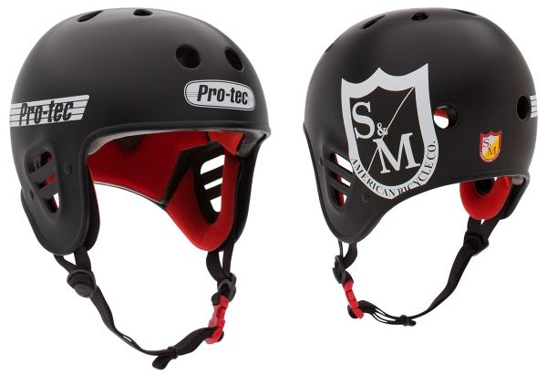 Pro-Tec Full Cut Certified S&M Helmet