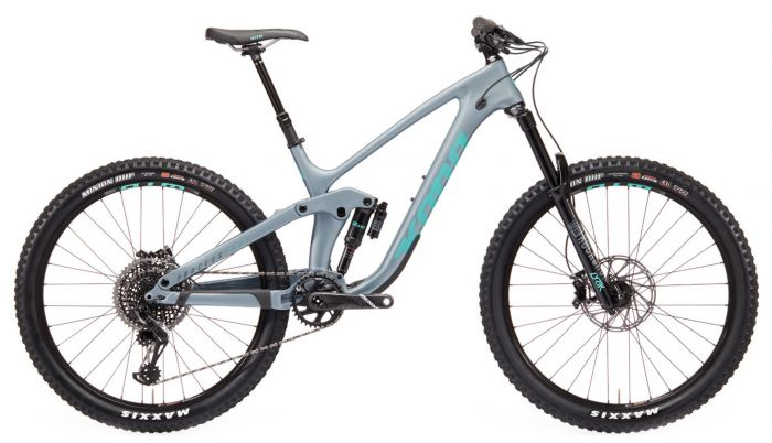 Kona Process 153 CR/DL 27.5-Inch 2019 Bike
