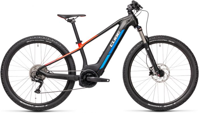 Cube Reaction Hybrid Rookie SL 400 2021 Electric Bike