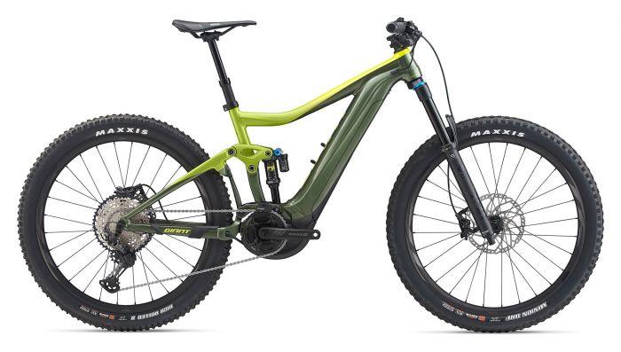 Giant Trance E+ 1 Pro 2020 Electric Bike