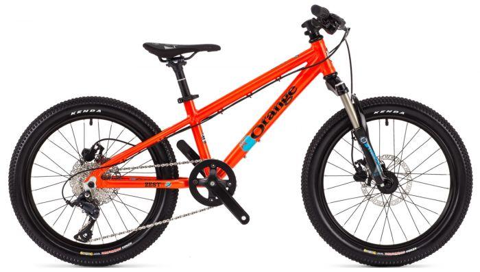 Orange Zest 20 S 20-Inch 2020 Kids Bike