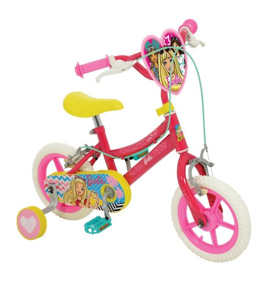 Barbie 12-Inch 2019 Girls Bike