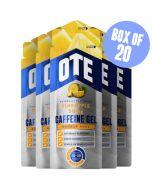 OTE 50mg Caffeine Energy Gels 20 x 56g