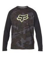 Fox Tournament Camo Tech Long Sleeve T-Shirt