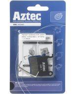 Aztec Organic Disc Brake Pads for Shimano M965 XTR/M996 Brakes