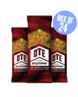 OTE Anytime Energy Snack Bars 24 x 62g