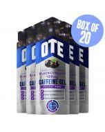 OTE 100mg Caffeine Energy Gels 20 x 56g