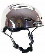 HardnutZ Auto Chrome Street Helmet