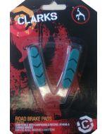 Clarks Road Caliper Ceramic Brake Pads