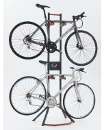Gear Up Platinum Steel Freestanding Rack