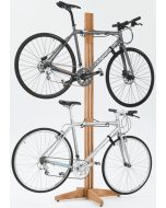 Gear Up OakRak Freestanding Bike Rack