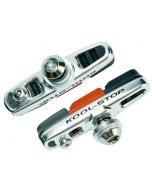 Kool-Stop Dura 2 TripleLite Brake Pad/Holder Set