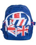 Kiddimoto Large Backpack - Union Jack