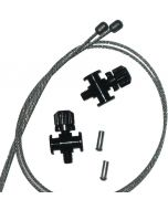 TRP Eurox Straddle Cable Adjuster Set