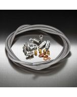 Hope Stainless Steel Braided Brake Hose Kit