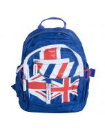 Kiddimoto Small Backpack - Union Jack