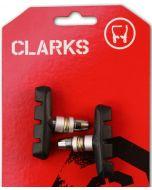 Clarks V-Brake/Cantilever Nut Fit Brake Pads