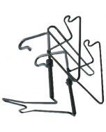 Basil MTB Wire Basket Bracket