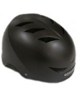 HardnutZ Matt Black Street Helmet