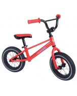 Kiddimoto BMX 12-inch Balance Bike - Red