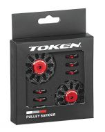 Token Alloy Pulley Wheels with TBT Bearings