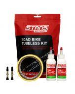 Stans No Tubes Road Tubesless Kit