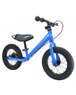 Kiddimoto Super Junior Max 12-inch Balance Bike - Blue