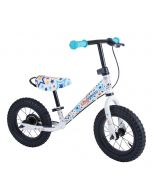 Kiddimoto Super Junior Max 12-inch Balance Bike - Stars