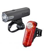 Cateye Sync Core / Sync Kinetic Front and Rear Light Set