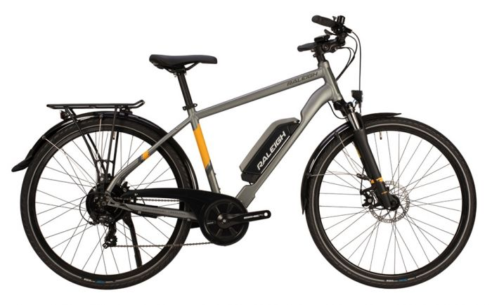 Raleigh Array Crossbar 2020 Electric Bike