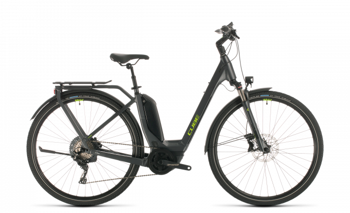 Cube Touring Hybrid EXC 500 Low Step 2020 Electric Bike