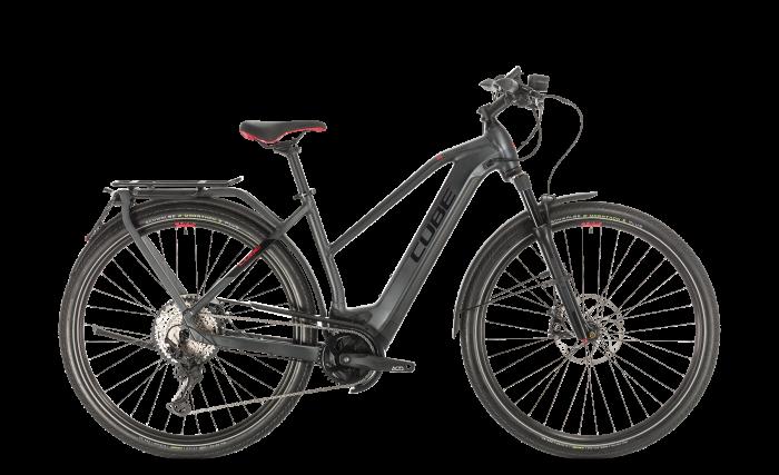 Cube Kathmandu Hybrid 45 625 2020 Womens Electric Bike
