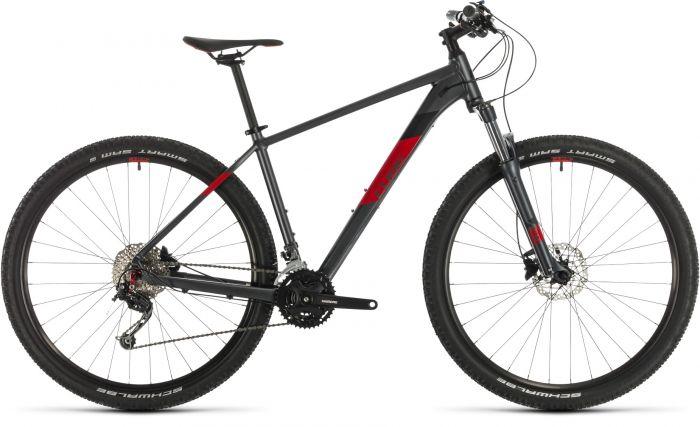Cube Aim SL 2020 Bike - Iridium/Red