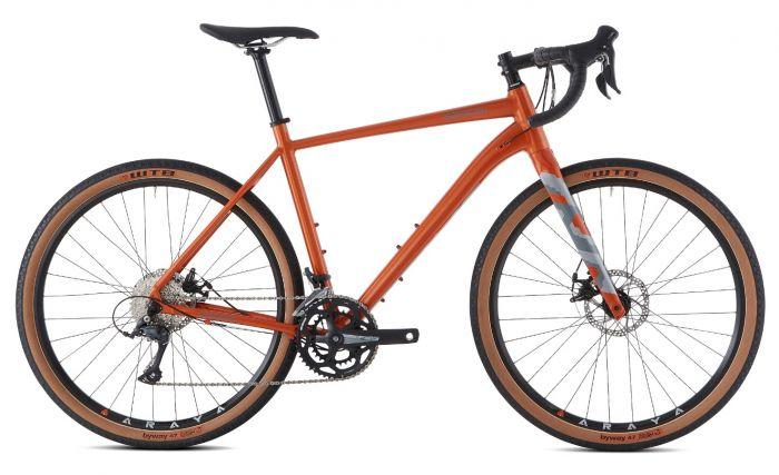 Saracen Levarg Flat Bar 2019 Bike