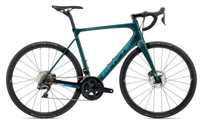 Whyte Wessex Di2 2019 Bike