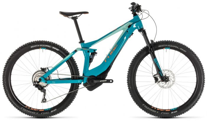 Cube Sting Hybrid 120 Race 500 2019 Womens Electric Bike
