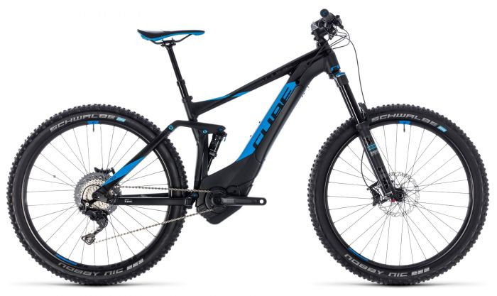 Cube Stereo Hybrid 140 SL 500 27.5-Inch 2018 Electric Bike