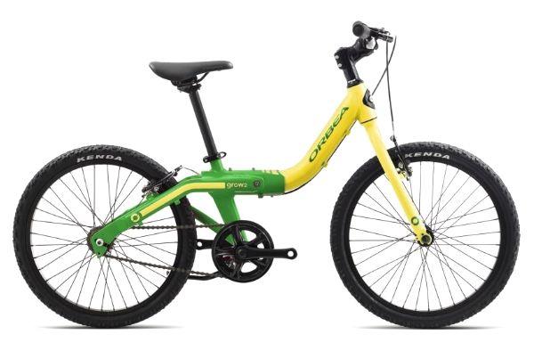 Orbea Grow 2 1V 20-Inch 2018 Kids Bike