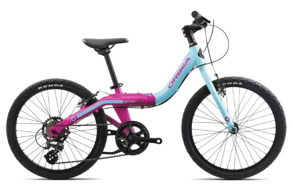 Orbea Grow 2 7V 20-Inch 2018 Kids Bike