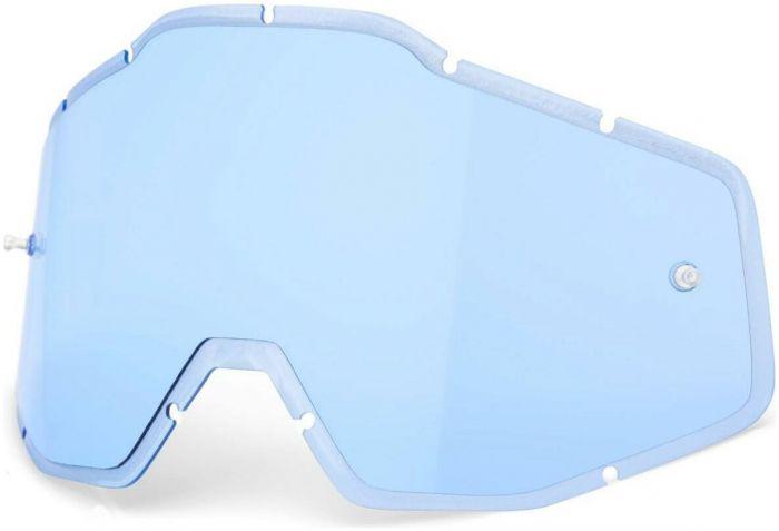 100% Anti-Fog Injected Lens