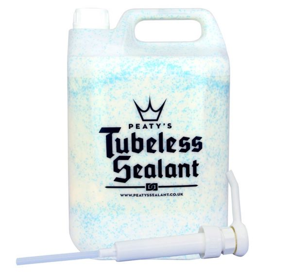 Peaty's Tubeless Sealant Workshop Pump Tub - 5 Litre