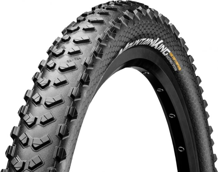 Continental Mountain King III PureGrip ShieldWall 27.5-Inch Folding Tyre
