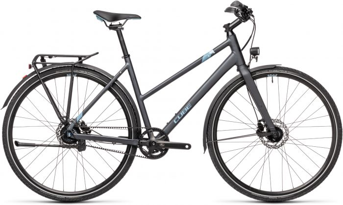 Cube Travel EXC Trapeze 2021 Bike