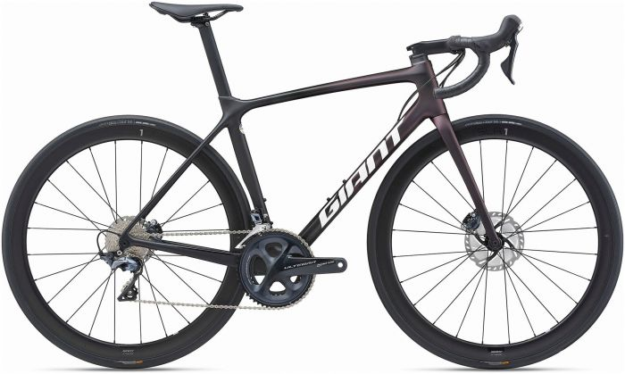 Giant TCR Advanced Pro 1 Disc 2021 Bike