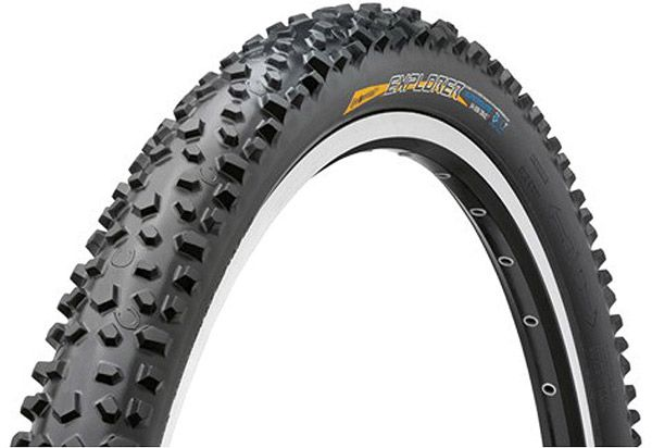 Continental Explorer 20-Inch Wire Tyre